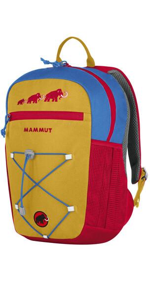 Mammut First Zip Ryggsäck Barn 8l flerfärgad